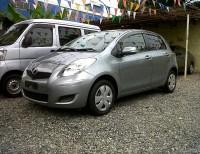 Toyota vitz 2008