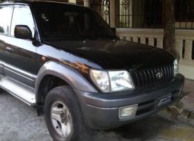 Toyota  Land Cruiser Prado VX 2000