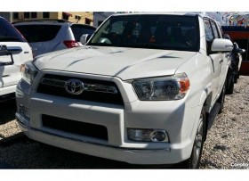 Toyota 4 Runner 2012 carfax