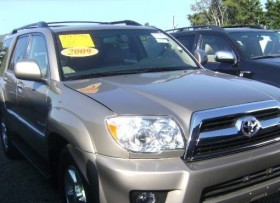 Toyota 4 Runner Limited 2009