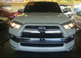 Toyota 4 Runner Limited 2013