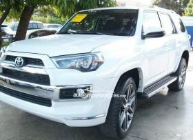 Toyota 4 Runner Limited 2014 Blanca
