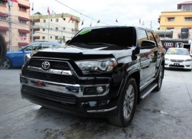 Toyota 4 Runner Limited 2015