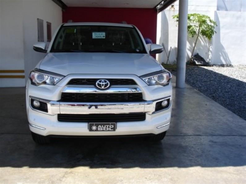 Toyota 4 Runner Limited 2018