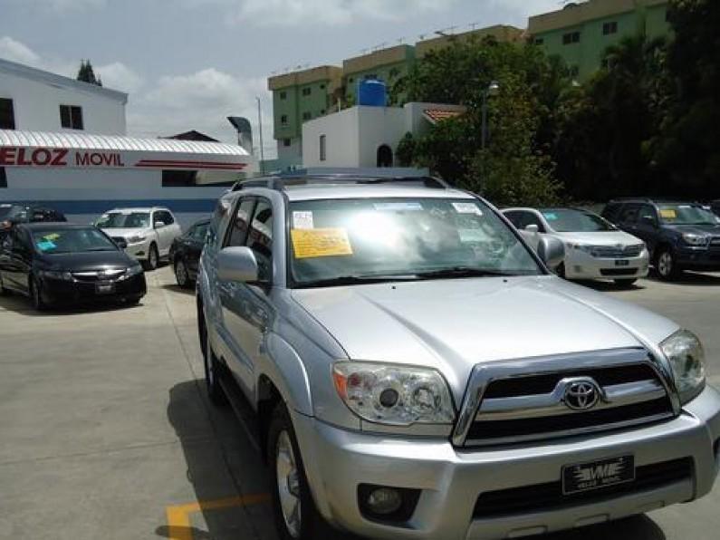 Toyota 4 Runner SR5 2009