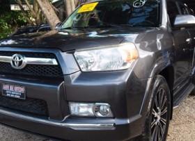 Toyota 4 Runner SR5 2012