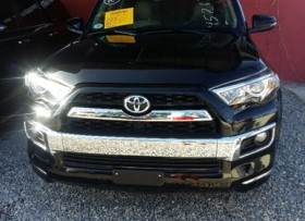 Toyota 4 Runner SR5 2014