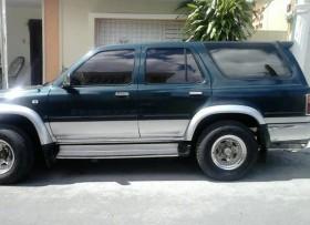 Toyota 4Runner 1998 Verde Metalica