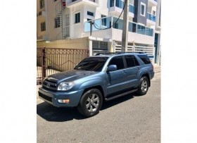 Toyota 4Runner 2005 impecable