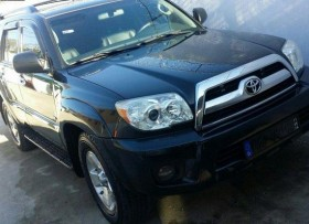 Toyota 4Runner 2008 sunroof