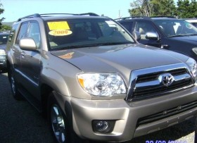 Toyota 4Runner Limited 2009