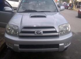 Toyota 4runners 2005 4x4 diesel full nitidad
