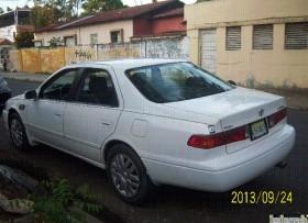 Toyota Camry  2000 en ventaEn Santiago