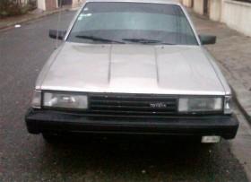 Toyota Camry 1986 1987 como nuevo