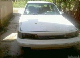 Toyota Camry 1989 Nitido En Solo 75 000 Te Financeo
