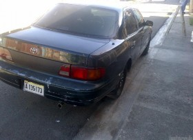 Toyota Camry 1995 con Gas
