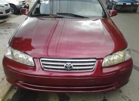 Toyota Camry 2000 Rojo