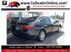Toyota Camry 2015 LE -