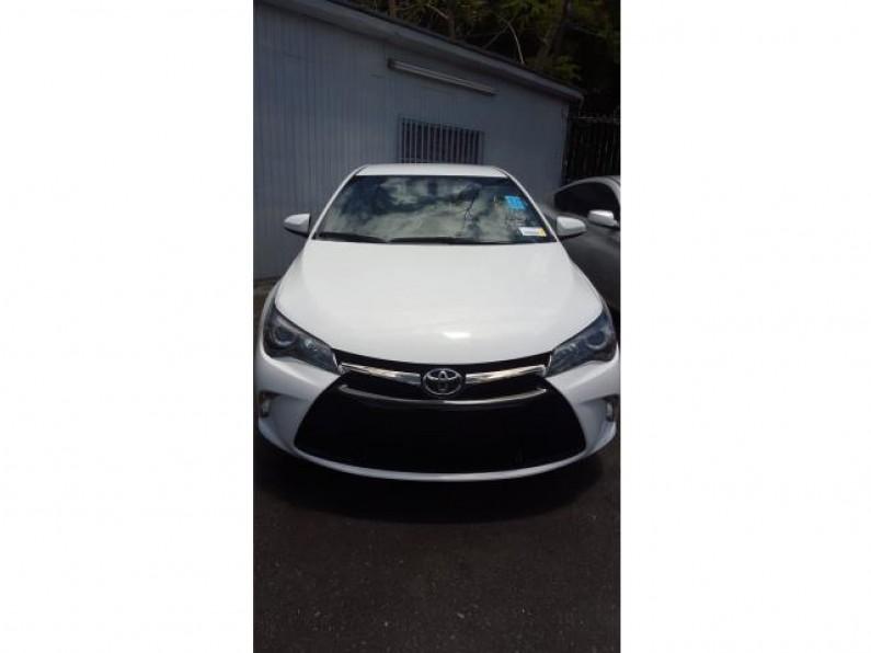 Toyota Camry 2016 NUUEEVOO