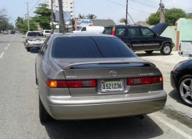 Toyota Camry LE 1999
