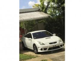 Toyota Celica gt 2001 nítido