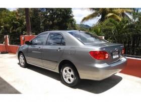 Toyota Corolla ′04 De marquesina Nuevo