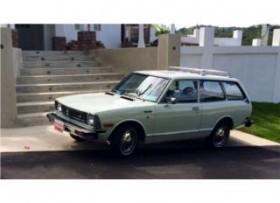 Toyota Corolla 1974 UNICA EN SU CLASE