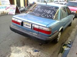 Toyota Corolla 1988 Gas