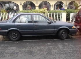 Toyota Corolla 1991 1300 Aprobecha