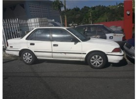 Toyota Corolla 1991 Fuel Injection 300