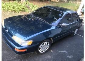 Toyota Corolla 1993 2700