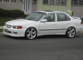 Toyota Corolla 1998 2000