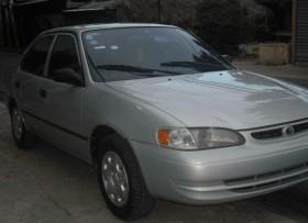 Toyota Corolla 2000 automatico NITIDO