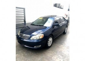 Toyota Corolla 2005 Full Impecable