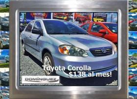Toyota Corolla 2008 SEDAN