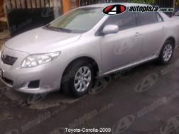 Toyota Corolla 2009 4p Ce 5vel Br