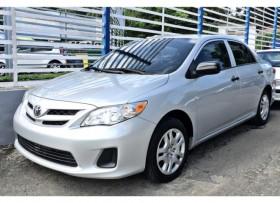 Toyota Corolla 2013 CLEAN credito afectado
