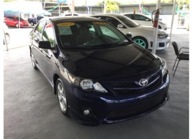 Toyota Corolla 2013 Como Nuevo