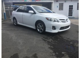 Toyota Corolla 2013 Tipo S