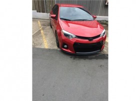 Toyota Corolla 2014- Red Edition