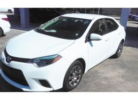 Toyota Corolla 2015 Aut Como Nuevo
