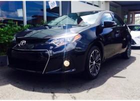 Toyota Corolla 2016 Sport