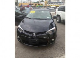 Toyota Corolla 2016 tipo S