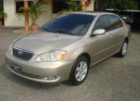 Toyota Corolla LE 2006