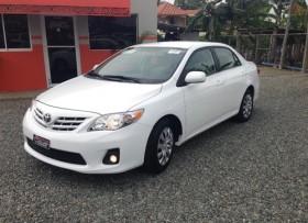 Toyota Corolla LE 2013