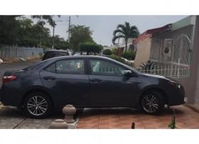 Toyota Corolla LE 2015 Poco Millaje