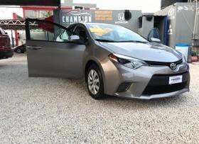 Toyota Corolla LE Limited 2015