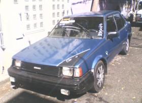 Toyota Corolla Nuevo 1985 Gas