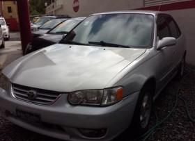 Toyota Corolla S 2001