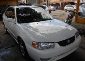 Toyota Corolla S 2002
